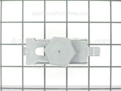 GE Leveling Leg and Bracket WE1M467 from AppliancePartsPros.com