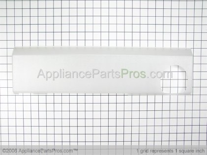 GE Light Shield Ff 42 WR02X10428 from AppliancePartsPros.com