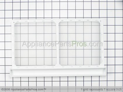 GE Lint Trap WE18X10002 from AppliancePartsPros.com