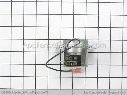 GE Lock Motor Assembly WB26X127 from AppliancePartsPros.com