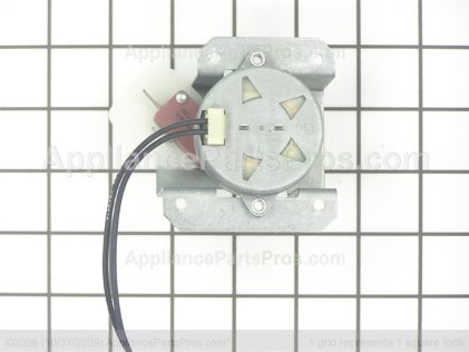 GE Lock Motor WB26K5036 from AppliancePartsPros.com