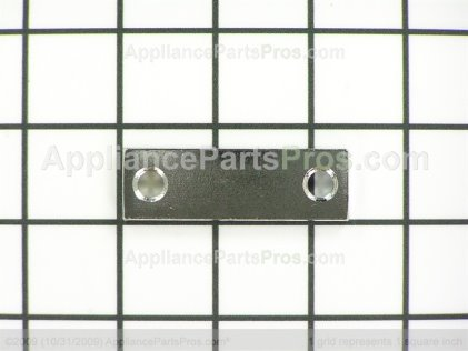 GE Lock Plate WH01X10437 from AppliancePartsPros.com