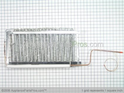 GE Evaporator Kit WR85X10022 from AppliancePartsPros.com