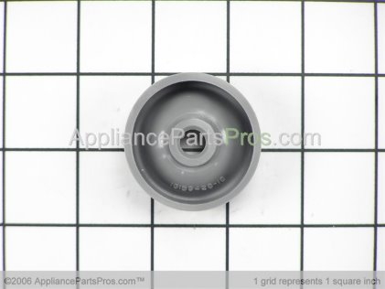 GE Lower Dishrack Roller WD12X10136 from AppliancePartsPros.com