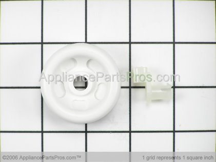 GE Lower Dishrack Roller Kit WD12X271 from AppliancePartsPros.com
