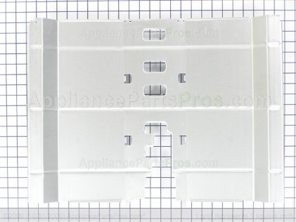 GE Lower Heat Shield WB34K10086 from AppliancePartsPros.com