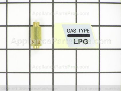 GE Lp Conv Kit WE25X10026 from AppliancePartsPros.com