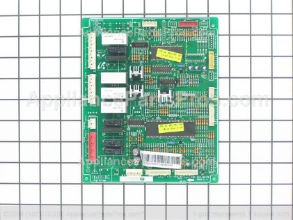 GE Main Circuit Board WR55X10806 from AppliancePartsPros.com