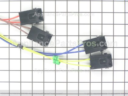 GE Maintop Wire Harness WB18K5469 from AppliancePartsPros.com