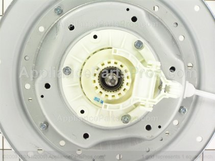 GE Mech Housing Asm WH37X10005 from AppliancePartsPros.com