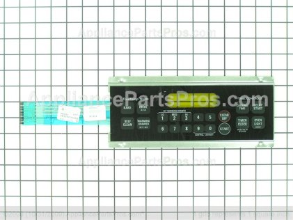 GE Membrane Assy WB27K10115 from AppliancePartsPros.com