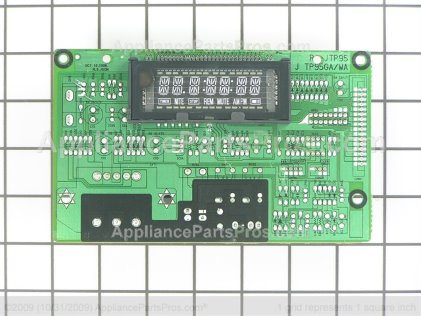 GE Microwave Control WB27T10491 from AppliancePartsPros.com