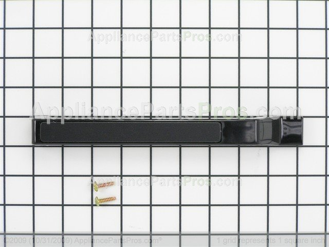 Ge Wb15x309 Microwave Door Handle Black