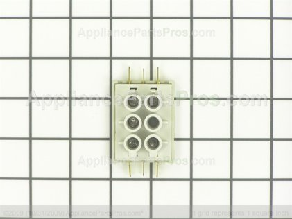 GE Module Indicator Ligh WB25T10050 from AppliancePartsPros.com