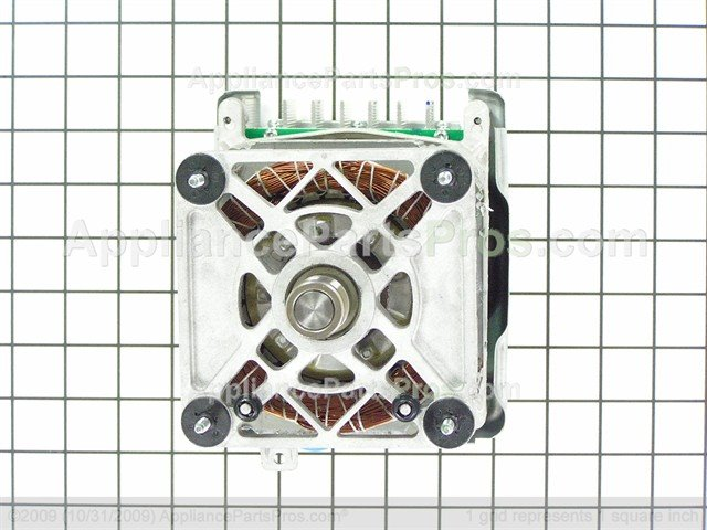 Ge Wh20x10094 Motor And Inverter Asm