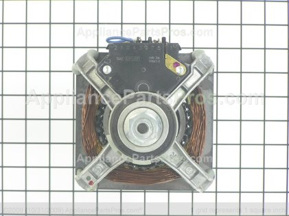 GE Motor and Pulley Assembly WE17X10005 from AppliancePartsPros.com