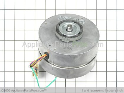 GE Motor Asm-Blower WE17X10008 from AppliancePartsPros.com