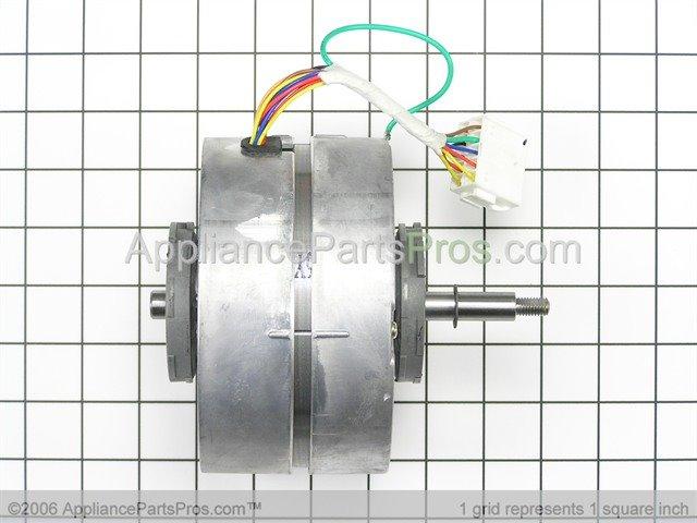 Ge We17x10008 Motor Asm Blower