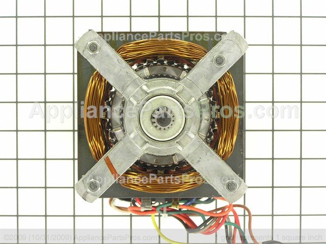 Ge Wc26x5022 Motor Assembly