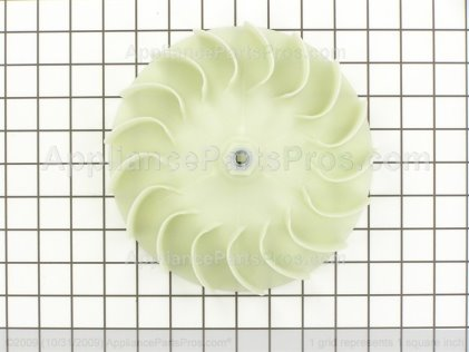 GE Motor & Blower Wheel WE17M42 from AppliancePartsPros.com