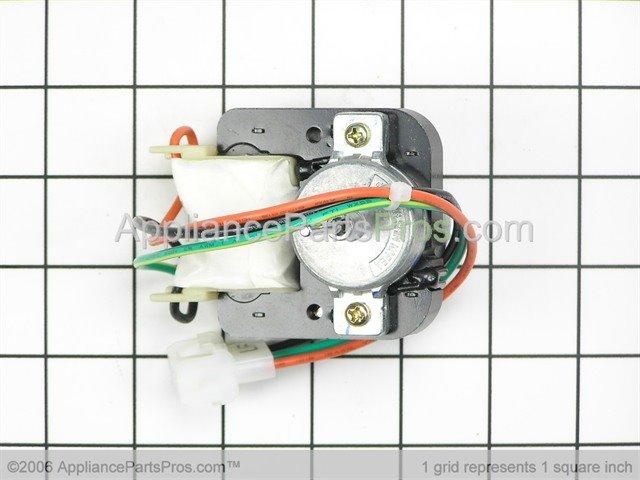 Ge Wr60x10170 Motor Cond Fan