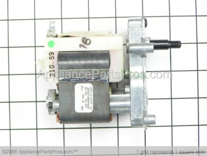 GE Motor Crusher Disp WR60X10260 from AppliancePartsPros.com