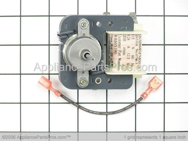 Ge wr60x190 motor for Ge motor parts online