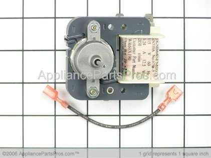 GE Motor, Evap.fan WR60X190 from AppliancePartsPros.com