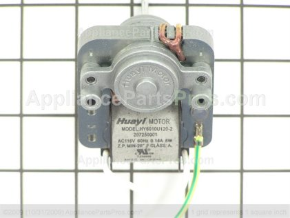 GE Motor Fan 115 V WR60X10293 from AppliancePartsPros.com