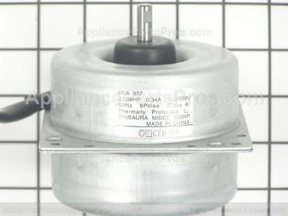 GE Motor Fan WP94X10121 from AppliancePartsPros.com