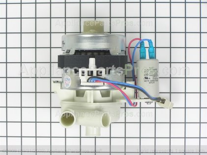 GE Motor Pump Asm WD26X10020 from AppliancePartsPros.com