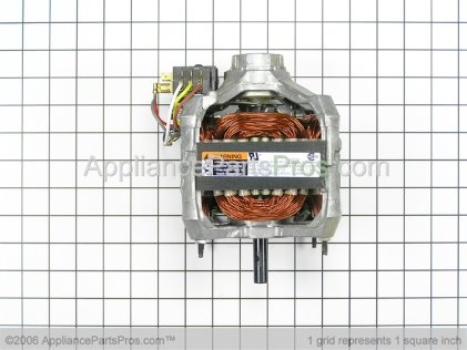 GE Motor & Switch Assembly WC36X5063 from AppliancePartsPros.com