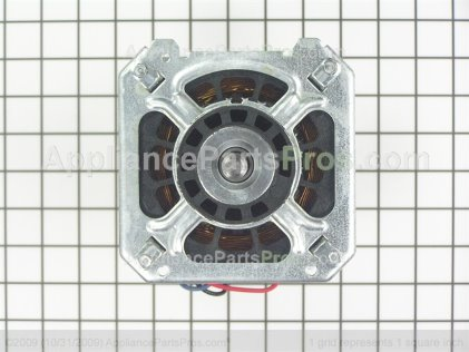 GE Motor Thrd & Pulley A WE17M38 from AppliancePartsPros.com