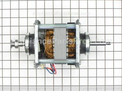 GE Motor Thrd Shaft & Pu WE17M37 from AppliancePartsPros.com