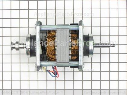 GE Motor Thrd Shaft & Pu WE17M37 from AppliancePartsPros.com