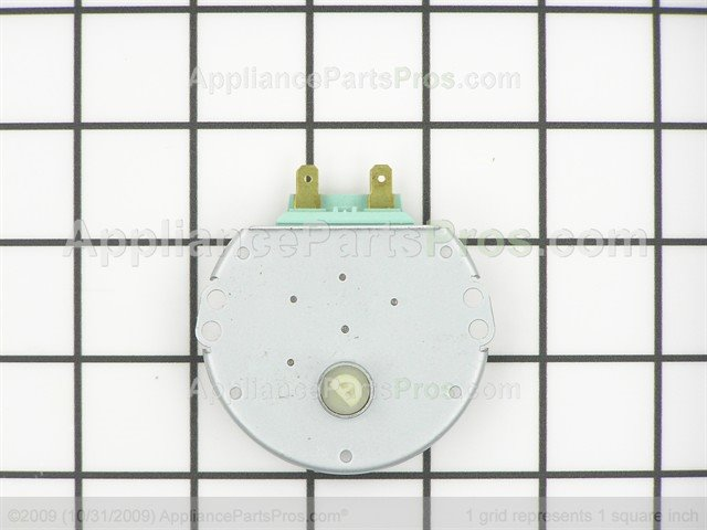 Ge Motor For General Electric Jeb1860sm2ss Tray Won T Turn Ap3775270 From Liancepartspros
