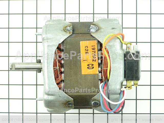 ge wh20x876 motor