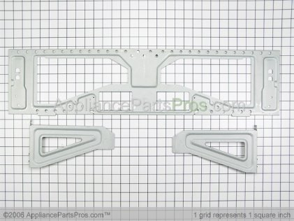 GE Mounting Plate Assembly WB56X2147 from AppliancePartsPros.com