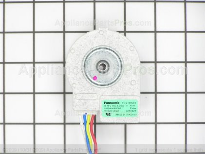 GE Mtr Dc Evap Fan WR60X10307 from AppliancePartsPros.com
