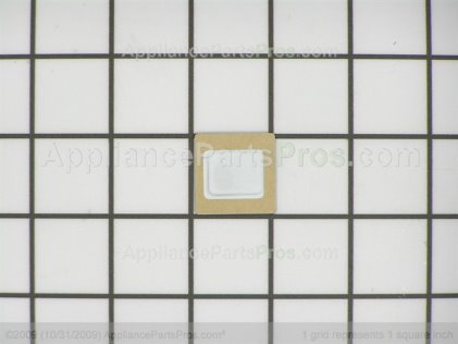 GE Mylar Cover Wh WB02X10804 from AppliancePartsPros.com