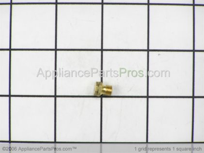 GE Orifice Spud Lp WB28T10011 from AppliancePartsPros.com
