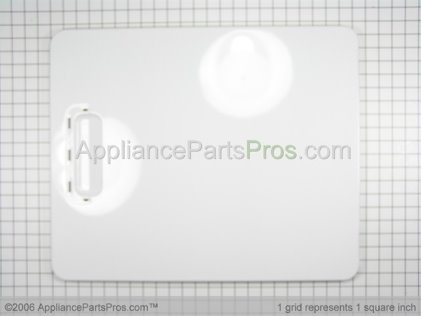 GE Outer Door Panel WE10M96 from AppliancePartsPros.com
