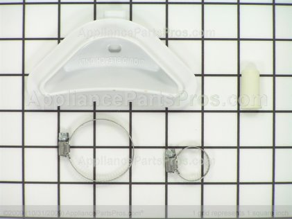 GE Outer Tub Cover Kit WH49X10010 from AppliancePartsPros.com