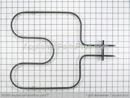 GE Oven Bake Element WB44K5013 from AppliancePartsPros.com