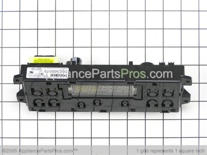 GE Oven Control Board WB27T10265 from AppliancePartsPros.com