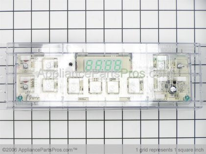 GE Oven Control T09 (elec) WB27T11312 from AppliancePartsPros.com