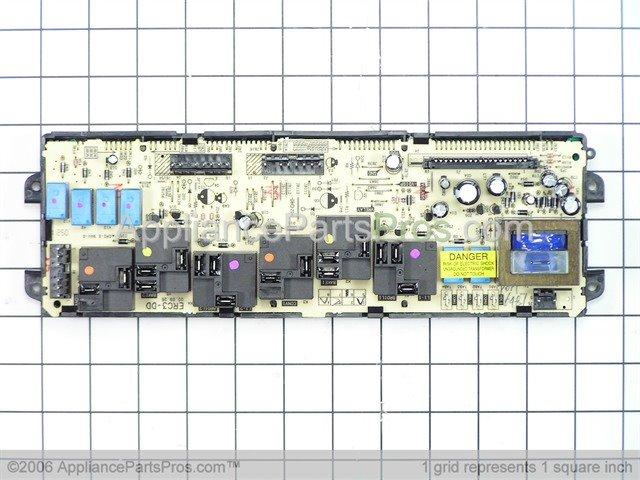 ge wb27t10287 oven control appliancepartspros com ge oven control wb27t10287 from appliancepartspros com
