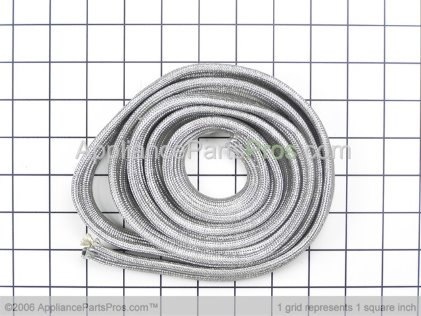 GE Oven Door Gasket WB4K1 from AppliancePartsPros.com