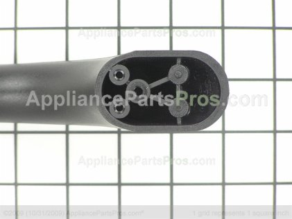 GE Oven Door Handle WB15K10046 from AppliancePartsPros.com