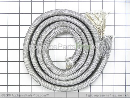 GE Oven Dr Gasket WB32K5037 from AppliancePartsPros.com